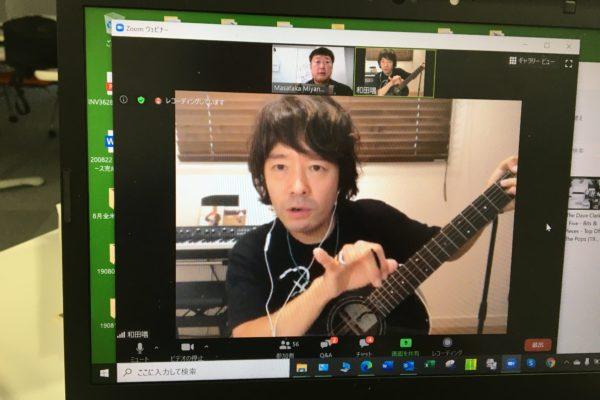 和田唱氏の第2回登壇、90分の予定が4時間15分講義となり、ファン歓喜